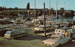 TOBERMORY , Ontario , 1950-60s ; Harbor & Docks