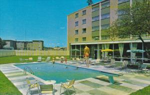 Canada Swimming Pool Skyline Hotel Toronto Ontario
