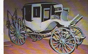 Pre-Civil War Carriage Washington-Wilkes Hiostorical Museum Georgia