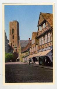 RP: Street Scene / Storegade,Ribe,Denmark 1930-40s