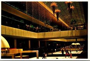 Texas Houton The Galleria Shopping Center