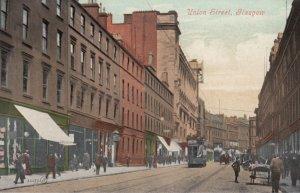 GLASGOW , Scotland , 00-10s ; Union Street