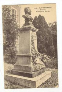 Montbéliard , France, 00-10s  Monument Viette