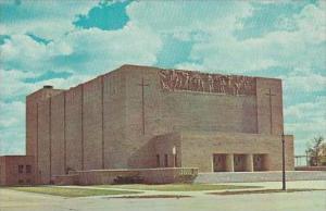 Nebraska Boys Town Music Hall And Auditorium