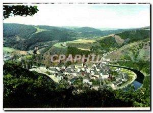 Modern Postcard Esch Sure Vue Generale