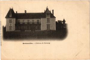 CPA   Bretonceiles - Cháteau de Saussay   (435726)