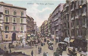 Via Roma Gia Toledo, Napoli (Campania), Italy, 1900-1910s
