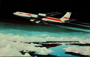 Airplanes Trans World Airlines Giant Superjet
