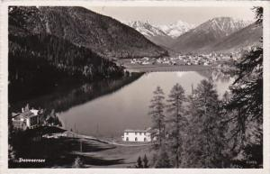 Switzerland Davosersee Ferienheim Hoehwaldhof in Wolfgang 1955 Photo