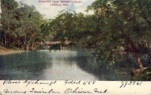 Epworth Lake, Epworth Park in Lincoln, Nebraska