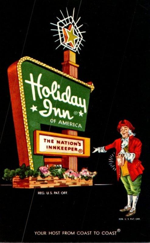 Indiana Hammond Holiday Inn