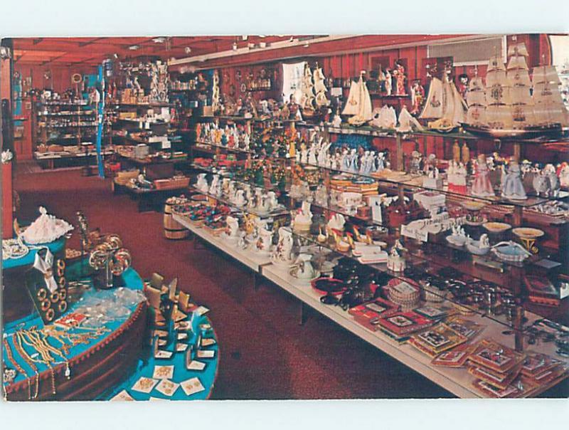Pre-1980 STORE SHOP SCENE Frankenmuth Michigan MI AF2662