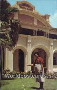 Suva Fiji, Fijian Nacanieli Daniel Vunibola, Grand Pacific Hotel Suva Nacanie...