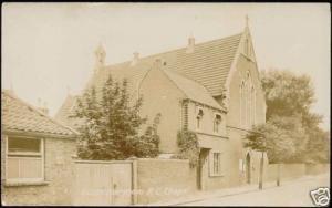 somerset, BURNHAM, Roman Catholic Chapel (1910s) RPPC