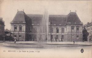 Le Palais De Justice, RENNES (Ille Et Vilaine), France, 1900-1910s