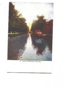 Canal, Amsterdam, Netherlands, Woman's World Series