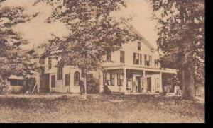 New York Utica Gov Seymours Homestead Albertype