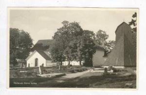 RP  Mellerud. Holms kyrka. Sweden, 30-50s