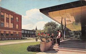 Canada Ontario, University of Windsor, Library, Biology Building