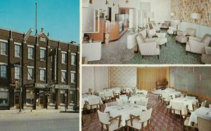 SHERBROOKE, Quebec, 1950-60s ; King George Hotel