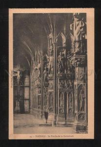 060224 BELGIUM Tournai Le Porche de la Cathedrale