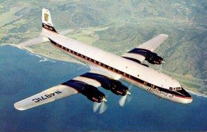 Aviation - Delta C & S  Airlines, Golden Crown DC7