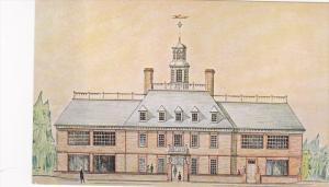 Gresham Office, Replica of Benjamin Franklin Savings and Loan Association, Wi...