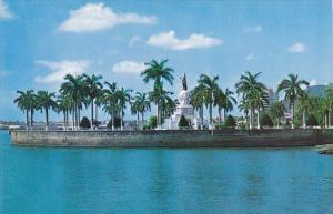 Vasco Nunez de Balboa Statue Panama City Panama