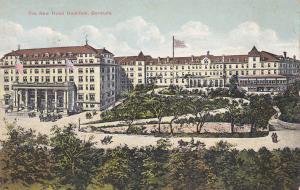 The New Hotel Hamilton , BERMUDA , PU-1919