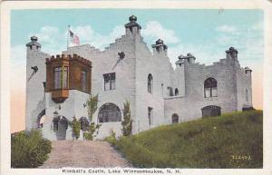 Kimball's Castle, Lake Winnepesaukee, New Hampshire, 10-20s