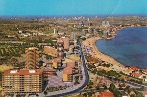 POSTAL B00821: Alicante. Playa Albufera.