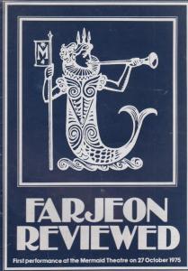 Farjeon Reviewed Mermaid Gala Drama Theatre Programme