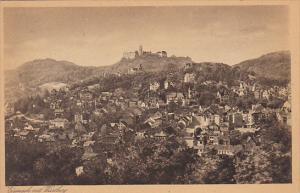 Germany Eisenach mit Wartburg