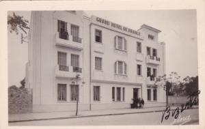 RP; Bizerte , Tunisia , 20-40s ; Le Grand Hotel de France