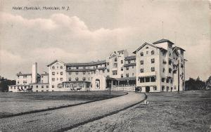 Hotel Montclair, Montclair, New Jersey, Early Postcard, Used in 1908
