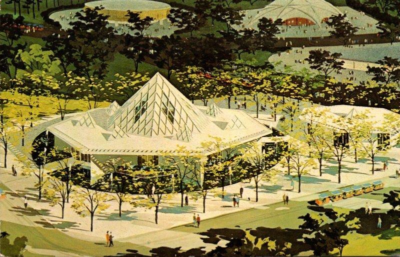 New York World's Fair 1964-1965 Christian Science Pavilion