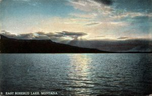 Montana East Rosebud Lake
