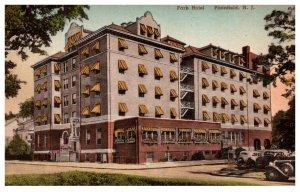 New Jersey Plainfield  Park Hotel