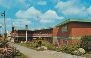 Tourist Town Motel, VANCOUVER, British Columbia, Canada, 40-60´