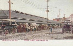 New Orleans , Louisiana , 00-10s ; French Market
