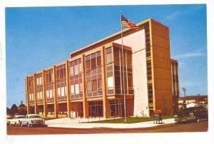 City Hall, Eureka, California, 40-60s