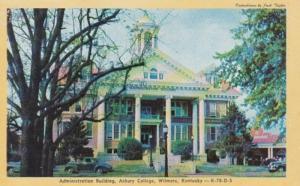 Kentucky Wilmore Administration Building Asbury College Dexter Press