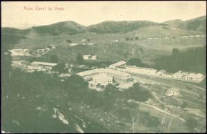brazil, ÁGUAS DA PRATA, Casa Legaspe, Vista Geral (1925) Stamp