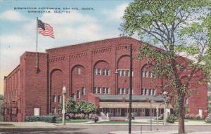 BIRMINGHAN , Alabama , 30-40s : Auditorium