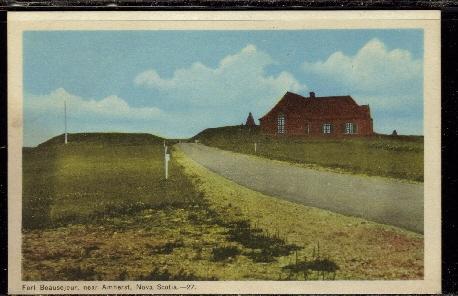 PECO Colour PC Fort Beausejour, Amherst, Nova Scotia
