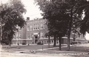RP; NORA SPRINGS , Iowa, 1930-40s ; High School
