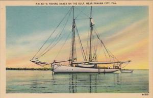 Florida Panama City Fishing Smack On The Gulf