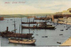 MALTA , 00-10s ; Grand Harbour