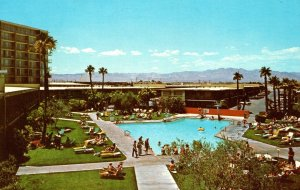 Nevada Las Vegas Stardust Hotel Olympic Size Swimming Pool