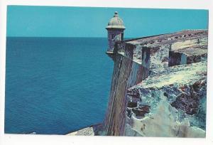 Puerto Rico Castilo de San Filipe del Morro San Juan Harbor